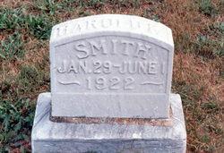 Harold Raymond Buddy Smith