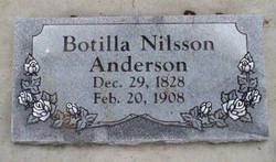 Botilla <i>Nilsson</i> Anderson