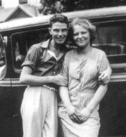 Mildred Mary Midge <i>Smith</i> Johnson