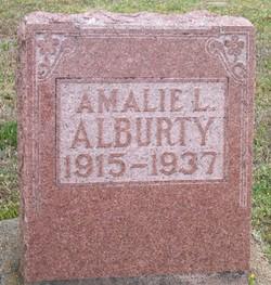Amalie L. Alburty