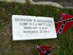 Dunston B. Alexander