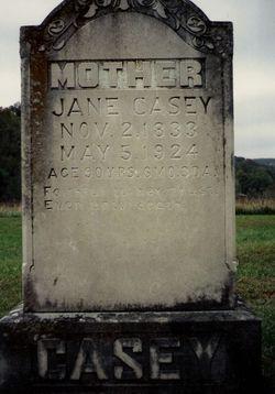Phoebe Jane <i>Whiteley</i> Casey