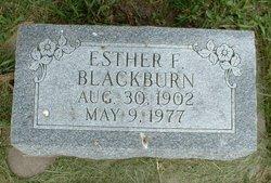 Esther F. Blackburn