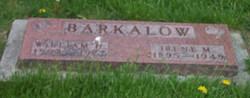 Irene M <i>Taylor</i> Barkalow