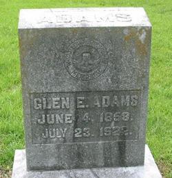 Glen E. Adams
