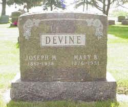 Joseph McMurray Devine