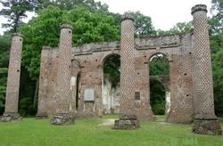 Prince Williams Parish Churchyard