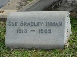 Sue <i>Bradley</i> Inman