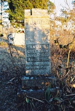 Anna B. Greenhaw