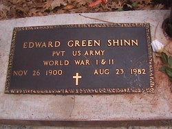 Edward Green Shinn