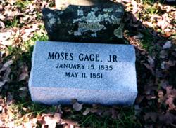 Moses Gage, Jr