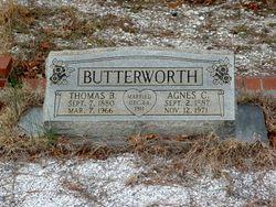 Thomas Benjamin Butterworth