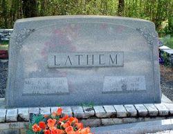 Mrs W. A. Lathem