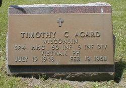 Spec Timothy Charles Agard