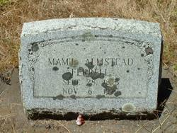 Mamie Margaret <i>McIntyre</i> Ferrell