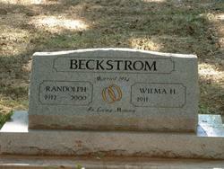 Randolph Beckstrom