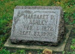 Margaret D. Maggie Ashley