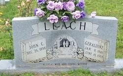 Geraldine <i>Osborne</i> Leach
