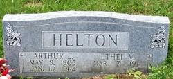 Ethel <i>Smith</i> Helton