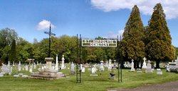 Saint Hippolyte Church Cemetery