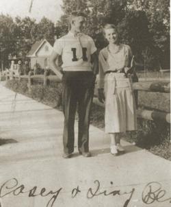 Cassius Ernest Casey Berg