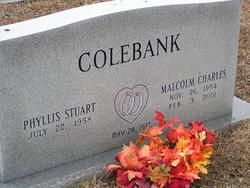 Malcolm Charles Colebank