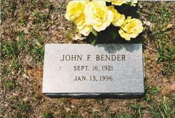 John F. Bender