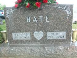 Cloyse Bates