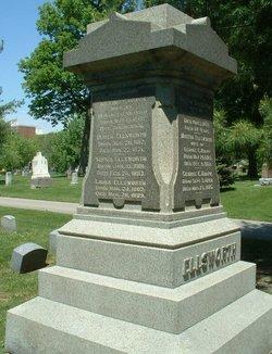 Adeline P. <i>Hayes</i> Ellsworth