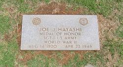 Joe Hayashi