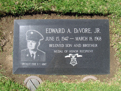 Edward Allen Devore, Jr