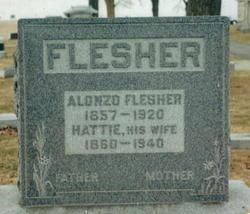 Hattie Bell Flesher