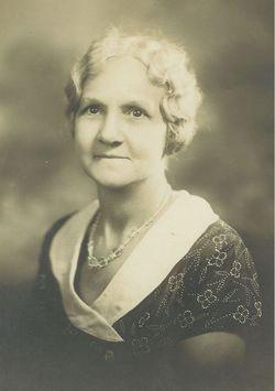 Martha Bertha <i>Cusick</i> Harris
