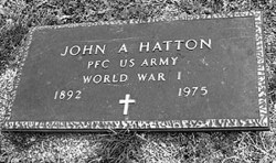 John A Hatton