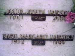 Jester Joseph Hairston