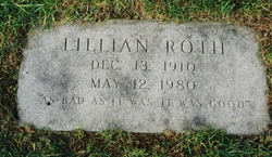 Lillian Roth