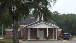 Maye River Baptist Church Cemetery
