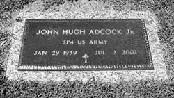 John Hugh Adcock, Jr