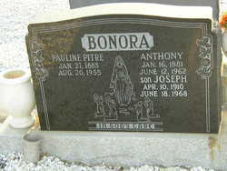 Pauline <i>Pitre</i> Bonora