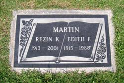 Edith Francis <i>LeMaster</i> Martin