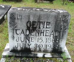 Cetie Cadenhead