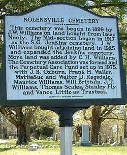 Nolensville Cemetery