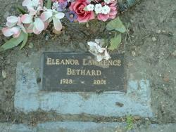 Eleanor Alberta <i>Lawrence</i> Bethard