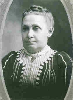 Maria Jane <i>Barringer</i> Anders