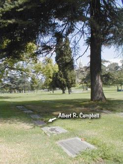 Albert Ralph Campbell