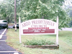 Argo Presbyterian Church Cemetery