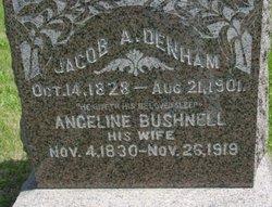 Angeline <i>Bushnell</i> Denham