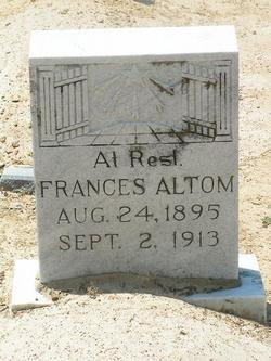 Francis Altom