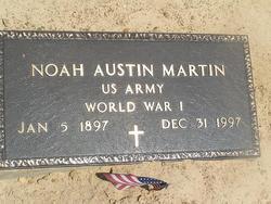 Noah Austin Martin