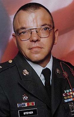 Sgt Robert Anthony Tony Stever